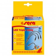 Sera LED adapter triple cable