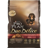 PRO PLAN DUO DELICE Small Adult Dog Salmon & Rice 2.5kg
