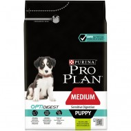 PRO PLAN MEDIUM PUPPY Sensitive Digestion Lamb 3kg