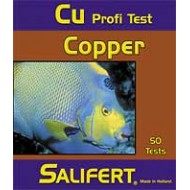 Salifert Copper (Cu) Profi Test