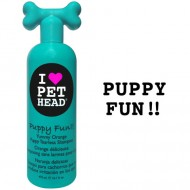 Puppy Fun Shampoo 475ml