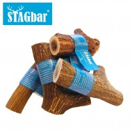 Stagbar  Antler Dog Chews 350gr - Jumbo