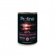 Profine Salmon & Chicken 400gr